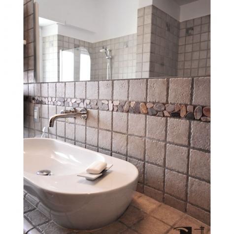 Casa Gaffi – Roma 2008. Particolare bagno