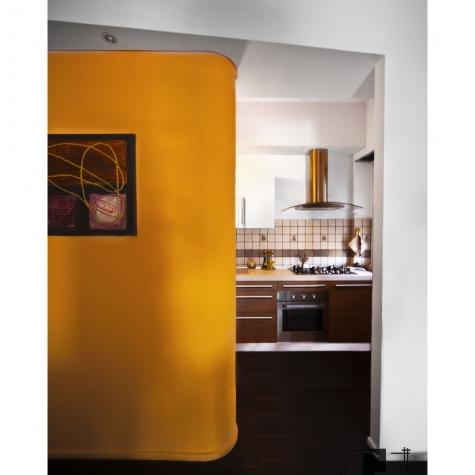 Casa Gaffi – Roma 2008. Accesso alla cucina