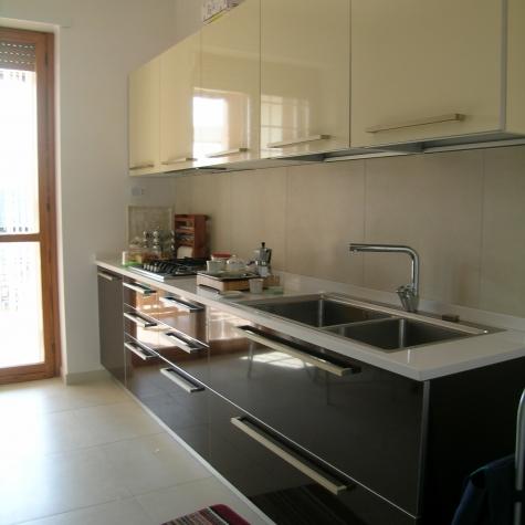 Casa Menichino – Roma 2012. Cucina