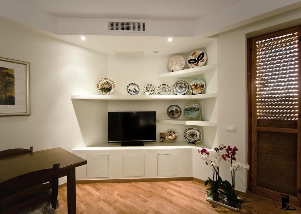 Favorito Arredamento Soggiorno In Cartongesso ~ Ispirazione Interior Design  WU57